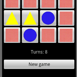 Shape Match Game for PC and MAC