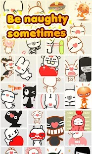 My Chat Sticker - screenshot thumbnail