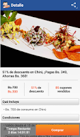 Screenshot of Aprovecha.com