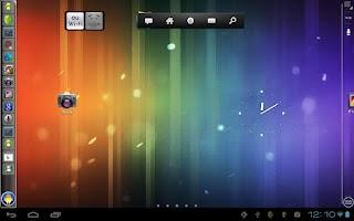 Screenshot of WindHome2
