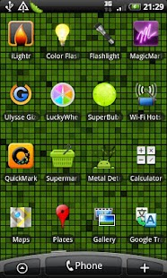 Shining Mosaic Live Wallpaper- screenshot thumbnail