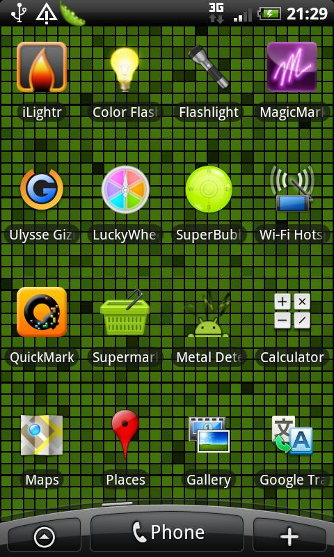 Shining Mosaic Live Wallpaper- screenshot