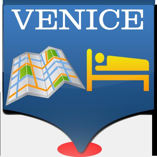 Venice Hotel & Guide LOGO-APP點子
