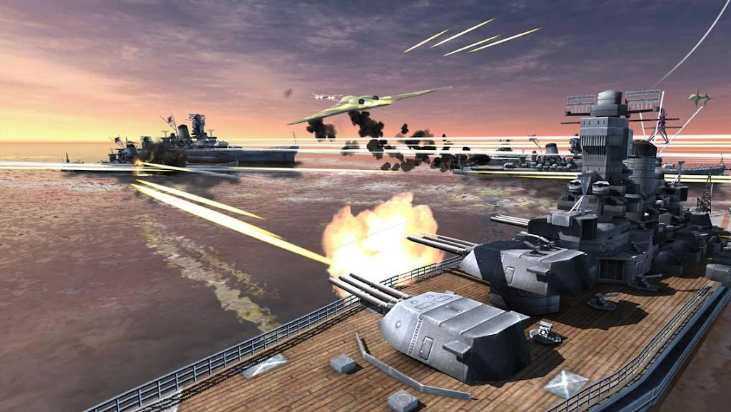 Download World Warships Combat APK latest version game for