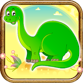 Dino Match Game for Kids Free