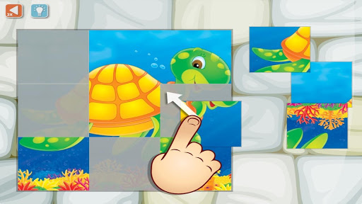 Animal Tile Puzzles for Kids