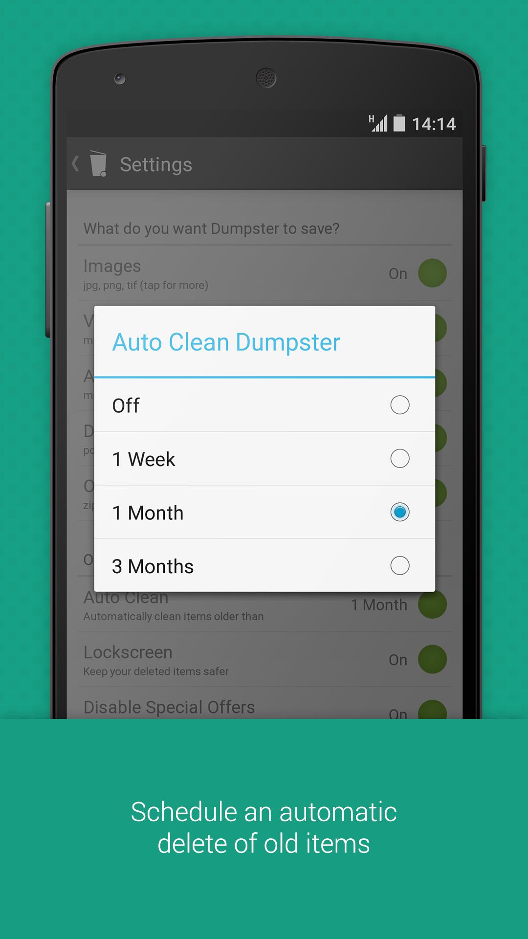 Dumpster Photo & Video Restore screenshot #5