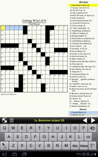 Crossword Light - screenshot thumbnail