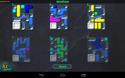 Sticky Blocks Sliding Puzzle - screenshot thumbnail