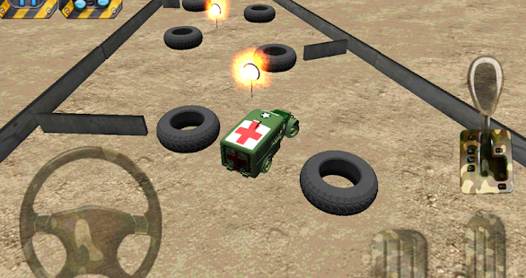 Army-parking-3D-Parking-game 4