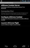 Screenshot of ARDrone Combat