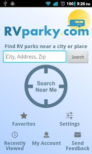 RV Parky - screenshot thumbnail