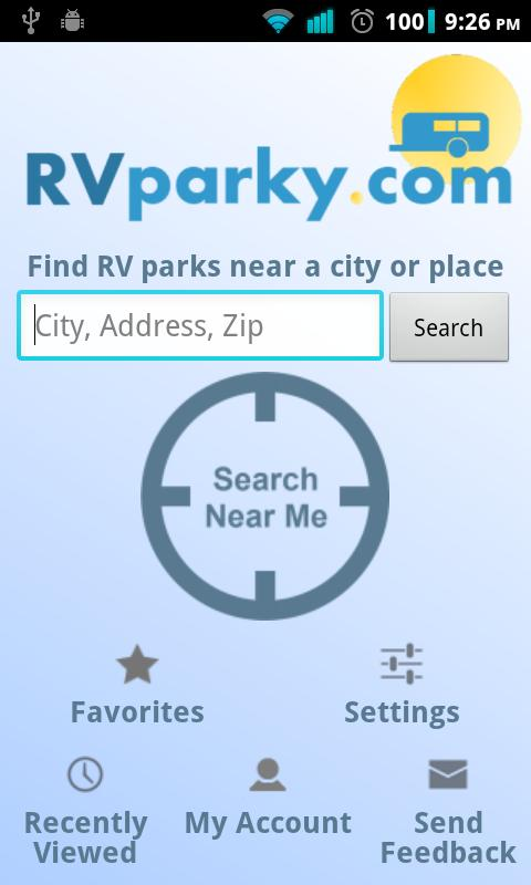 RV Parky - screenshot
