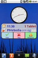 Screenshot of My Pills