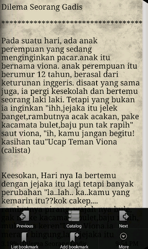 【免費書籍App】Cerita & Kisah Cinta I-APP點子