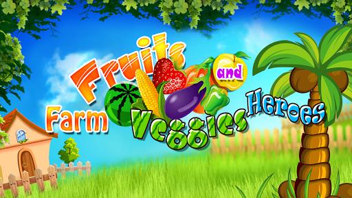Farm Fruits Veggies Heroes