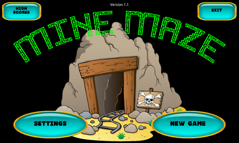 Mine Maze- screenshot