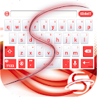 SlideIT Abstract Red Skin icon