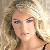 KATE UPTON GO LAUNCHER HD THEM