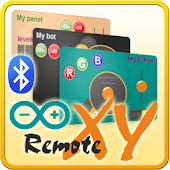 RemoteXY Bluetooth control PRO