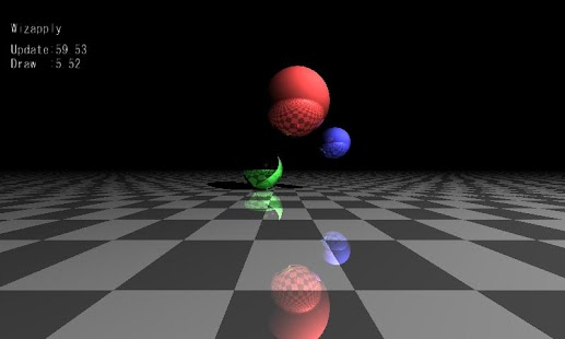 Real-Time GPU Raytracing - screenshot thumbnail