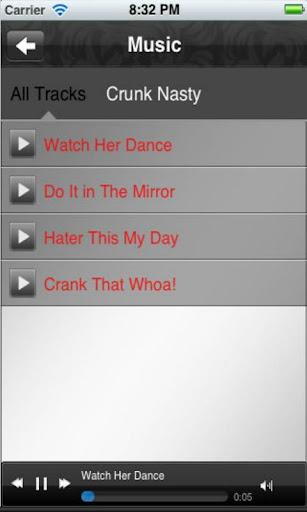 免費音樂App|CRUNK NASTY|阿達玩APP