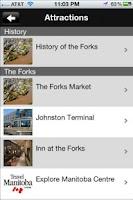 Screenshot of The Forks