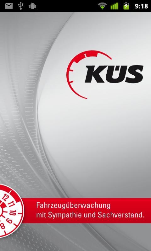 KÜS- screenshot