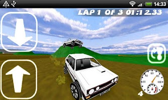 Screenshot of BB Rally Pro