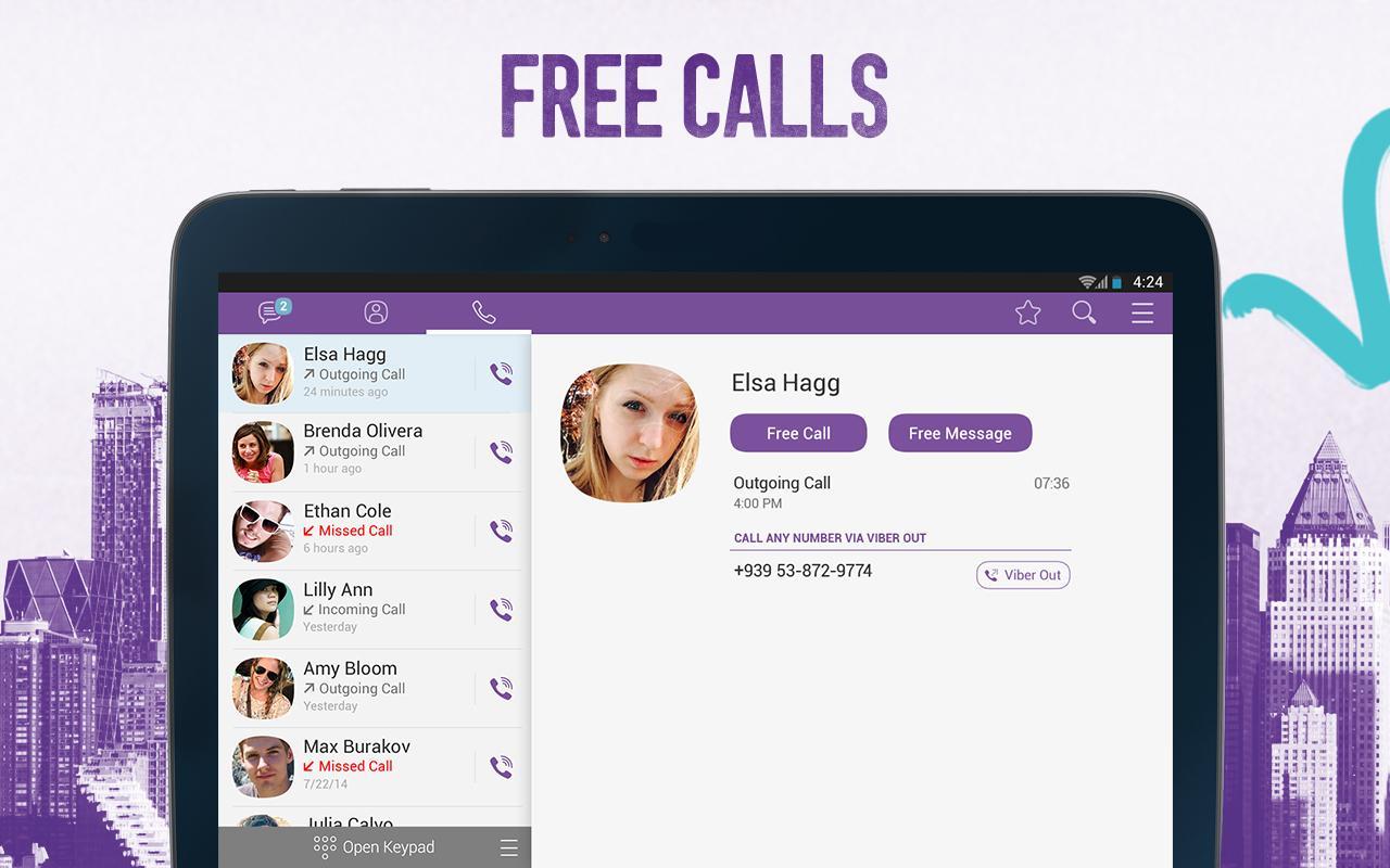 Espionner un compte Viber