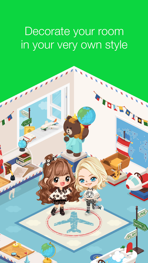 LINE PLAY - Your Avatar World - screenshot