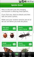 Screenshot of Bugs Count