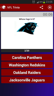 NFL Triviaのおすすめ画像3