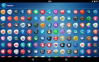 Screenshot of Pebbles HD Apex Nova Holo Adw