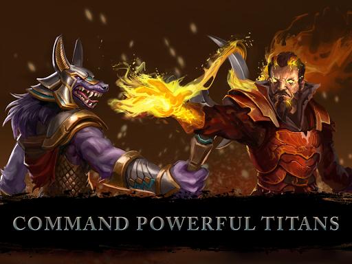 Shadow Souls: Titan Fortress v1.26.0.1478 APK (Mod)