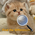 Find Differences - Cat icon