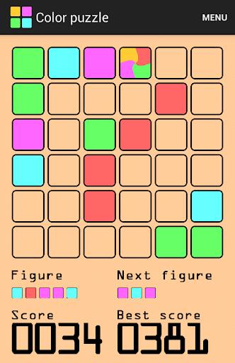 【免費解謎App】Amazing color puzzle-APP點子