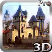 Castle 3D Pro live wallpaper