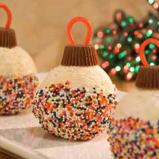 Ice Cream Ornaments.