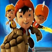 Boboiboy English Video HD
