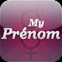MyPrénom logo