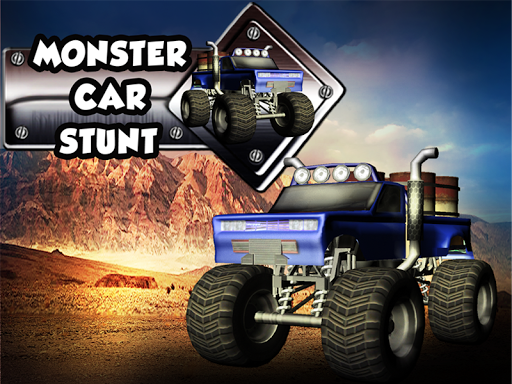 Monster Car - Racing Games