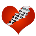 Breakup Calculator icon