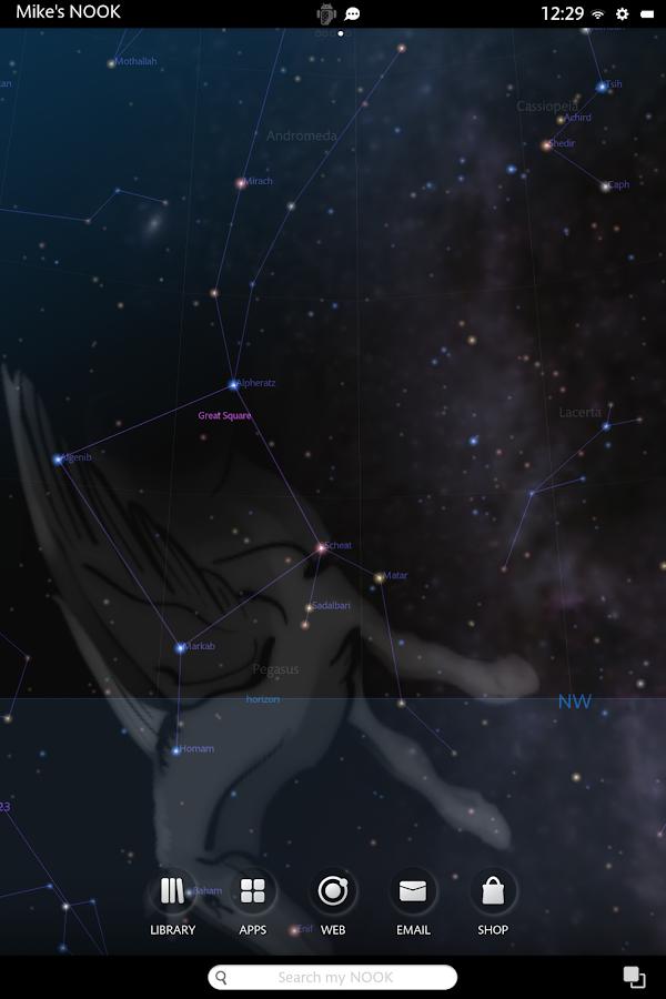 Distant Suns-Live Wallpaper - screenshot