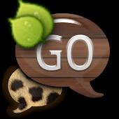GO SMS - Jungle Cheetah