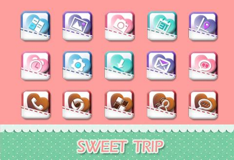 Sweet Trip Icons & Wallpapers - screenshot