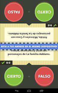 Game Cierto o falso, saber es ganar APK for Windows Phone