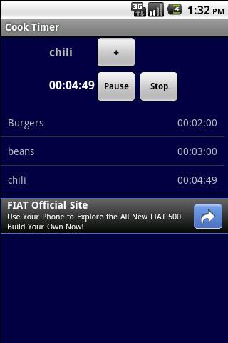 Cook Timer - screenshot