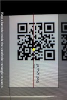 Screenshot of SnapQR