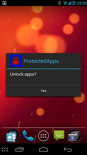 ProtectedApps 3.9.3 screenshots 4